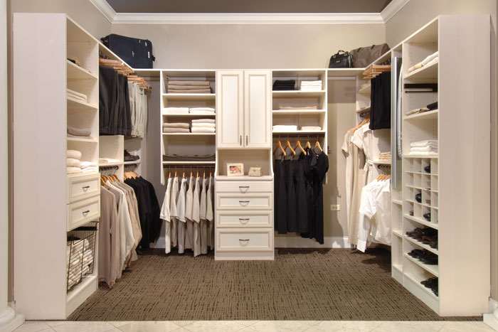 Image Result For Ideas For Small Walk In Closets