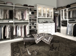 Cornerstone Closets Custom/Semi-custom