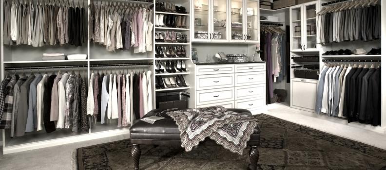 Cornerstone Closets Custom/Semi-custom
